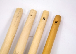 Dokončenie výroby koncovej píšťalky
